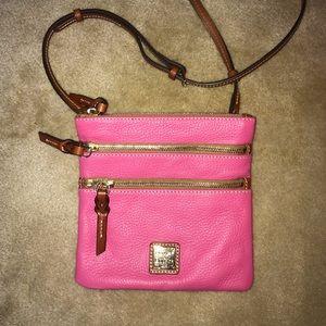 Dooney & Bourke authentic cross body bag